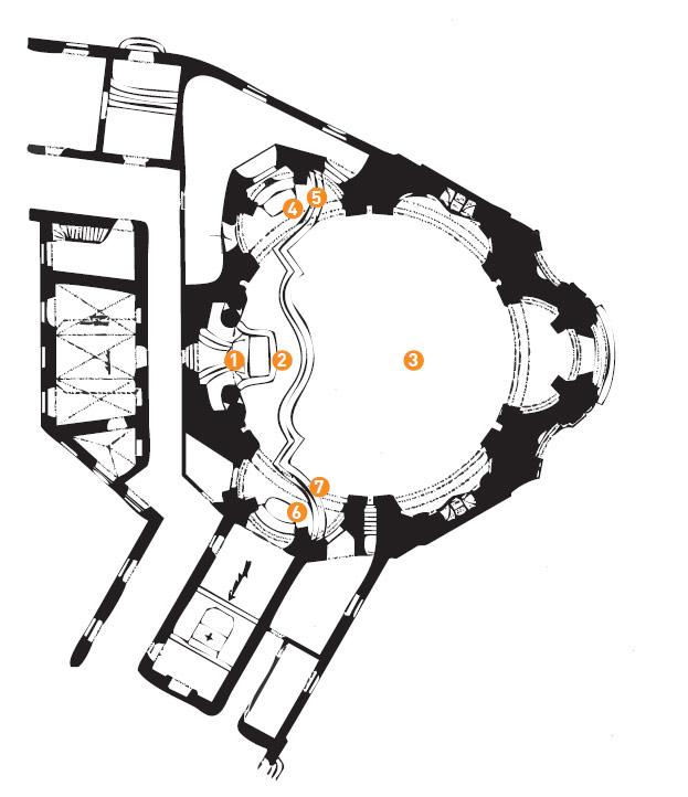 clemenskirche-grundriss