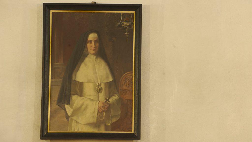 Gemälde der Ordensfrau Droste zu Vischering